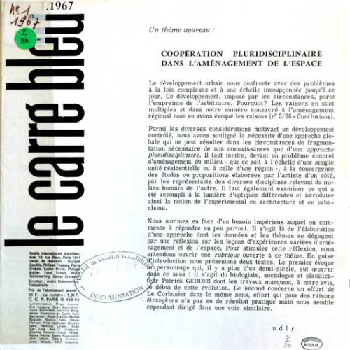 1 – 1967