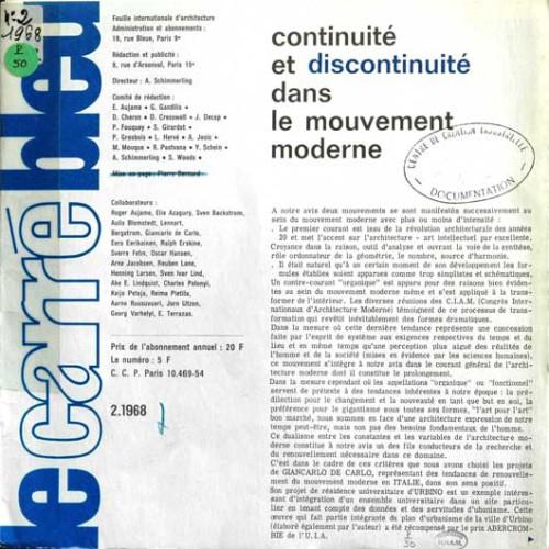 2 – 1968