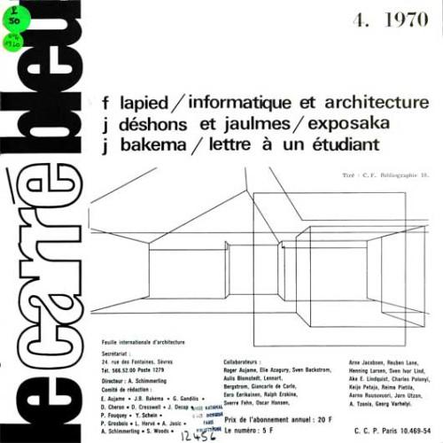 4 – 1970